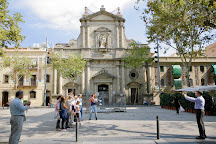 Parroquia de Sant Miquel del Port, Barcelona, Spain