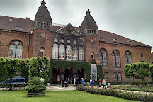 Royal Library (Kongelige Bibliotek), Copenhagen, Denmark