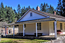 Fort Nisqually Living History Museum, Tacoma, United States