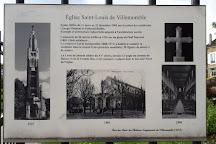 Eglise Saint Louis, Villemomble, France