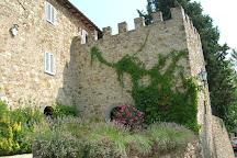 Castello di Monterinaldi, Radda in Chianti, Italy