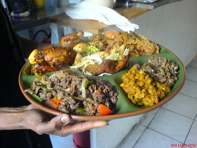 Restaurant Rastafari
