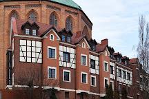 Cathedral Church of St. Jacob, Szczecin, Poland