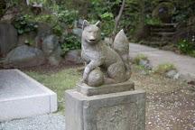 Kuzuharaoka Shrine, Kamakura, Japan