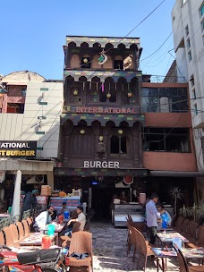 International Burger rawalpindi