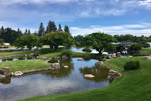 Nikka Yuko Japanese Garden, Lethbridge, Canada