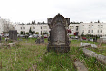 Marshfield Pioneer Cemetery, Coos Bay, United States