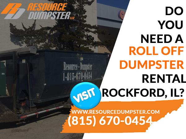 Dumpster Rental Rockford IL