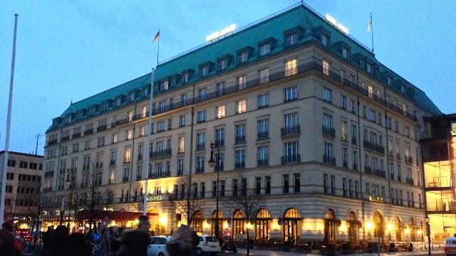 Berlin Palais am Pariser Platz