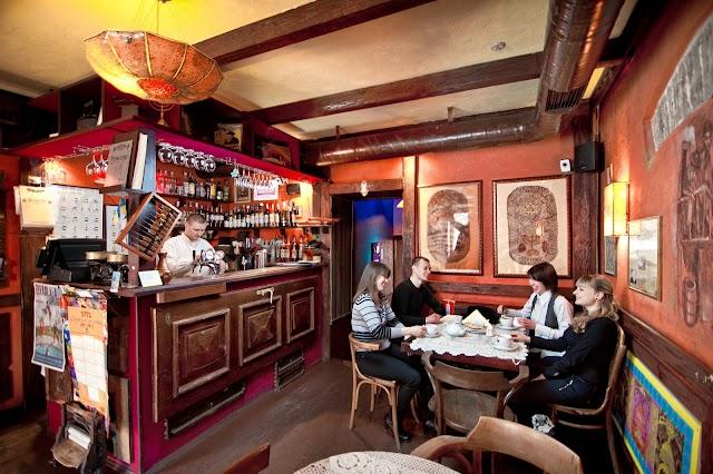 """At the Golden Rose"" Galician Jewish Restaurant"