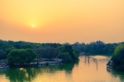 Deer Park Lake