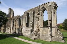 Glastonbury Abbey, Glastonbury, United Kingdom