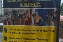 Sit Thaharnaek Muay Thai, Chiang Mai, Thailand