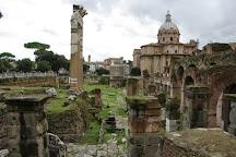 Roma dal Cielo   Terrazza delle Quadrighe, Rome, Italy