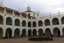 Church of San Felipe Neri (Oratorio de San Felipe de Neri), Sucre, Bolivia