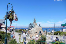 The Cannery Row Monument, Monterey, United States
