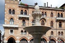 Piazza San Vito, Treviso, Italy