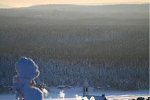 Jyppyra lookout, Enontekio, Finland