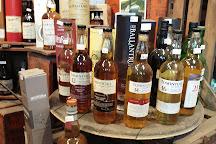 Cadenhead's Whisky Shop, Edinburgh, United Kingdom