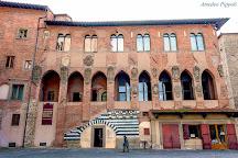 Palazzo dei Vescovi, Pistoia, Italy