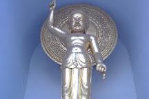 Vishwa Shanti Stupa, Wardha, India