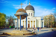"The Metropolitan Cathedral ""Nativity of the Lord"", Chisinau, Moldova"