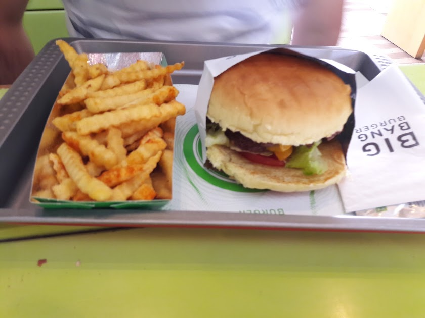 Big Bang Burger Resim 6