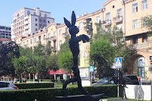 Cafesjian Center for the Arts, Yerevan, Armenia