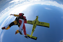 Taupo Tandem Skydiving, Taupo, New Zealand