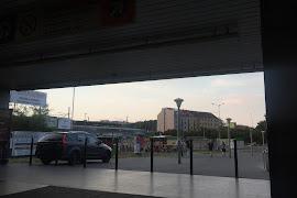 Станция  Praha Holesovice
