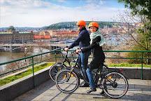 Prague By E-Bike, Prague, Czech Republic