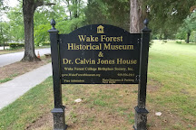 Wake Forest Historical Museum, Wake Forest, United States