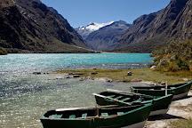 Cordillera Blanca, Huascaran National Park, Peru