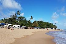 Praia de Itapua, Salvador, Brazil