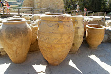 The Palace of Knossos, Heraklion, Greece