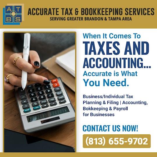 tax preparation in Brandon, FL