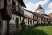 Peasant Fortified Church at Prejmer, Prejmer, Romania
