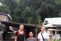 Annah Rais Longhouse Adventure, Kuching, Malaysia