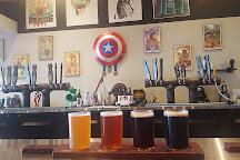 J. Wakefield Brewing, Miami, United States