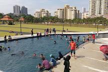 Pudu Ulu Playground, Kuala Lumpur, Malaysia