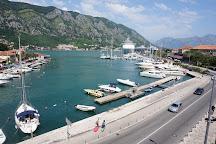 Tourist Info Desk, Kotor, Montenegro