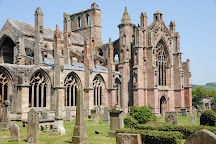Melrose Abbey, Melrose, United Kingdom
