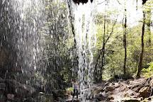 Cascade de Gourbachin, Bagnols-en-Foret, France