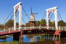 Windmill Island Gardens, Holland, United States
