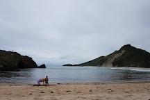 Playa de San Antolin, Naves, Spain