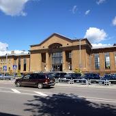 Железнодорожная станция  Daugavpils