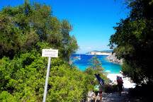 Dafnoudi Beach, Fiscardo, Greece