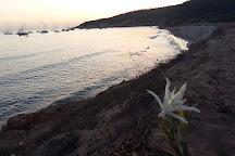 Playa de Santo Tomas, Migjorn Gran, Spain