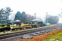 Rochelle Railroad Park, Rochelle, United States