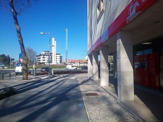 Bureau de poste et banque CTT